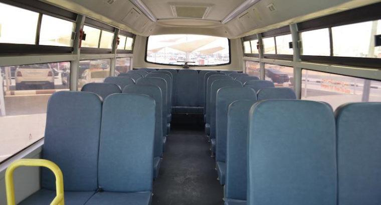 AS GOOD AS NEW DAEWOO SXC6720G 30 SEATER SCHOOL BU