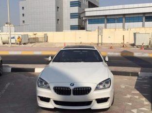 BMW 640 GRAND COUPE , NEW , 2016 , WHITE ,SERVICE
