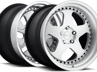 Genuine ROTIFORM wheels