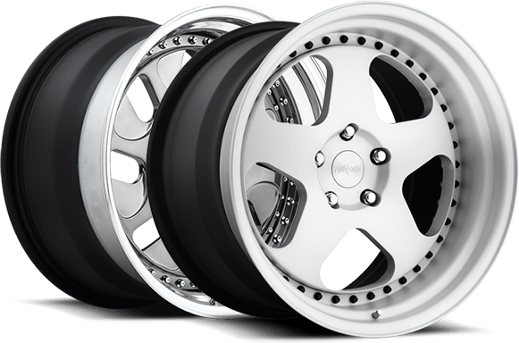 Genuine ROTIFORM wheels