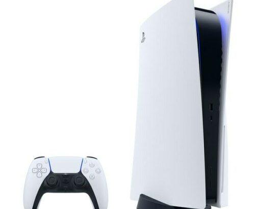 Sony PlayStation 5 Digital Edition 825GB – White
