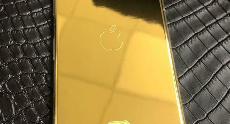 iPhone 11 Pro – 256GB – Space Gray / 24kt Luxury