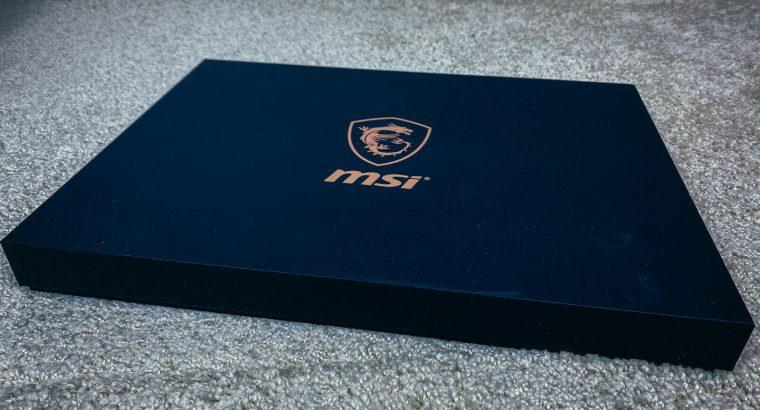 NEU MSI Notebook GS65 8SG-058 Stealth – GeForce R