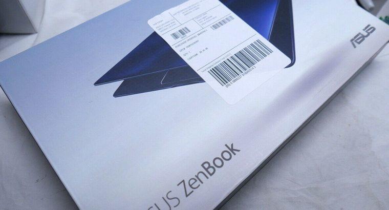 ASUS ZenBook 13 13.3in 512GB I5 8th Gen. 3.9GHz 8