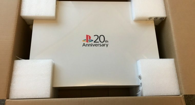 PLAYSTATION 4 20th Anniversary – LIMITED EDITION