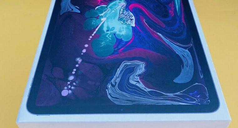 NEW SEALED IN BOX Apple iPad Pro 3rd Gen 64GB,