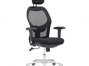 Office chair high back mesh 1 yr warranty