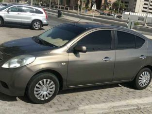 Nissan sunny car for sale neat and clean car