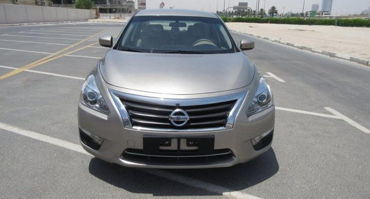 2015 Nissan Altima cruise control 63548 KMS