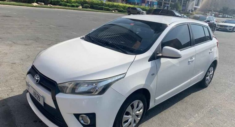 Toyota Yaris in great condition