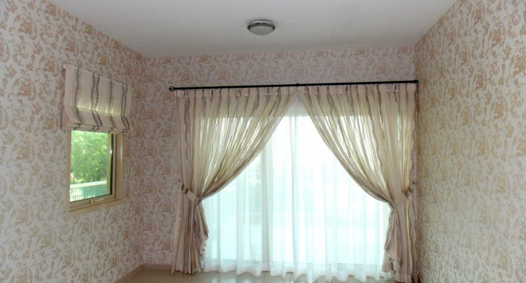 Curtains and Wallpapers