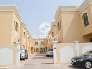 Compound Villa | Maid's Room | Parking | 6 Chq