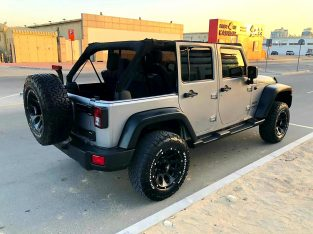 Jeep Wrangler Sport Unlimited Model 2016
