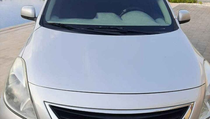Nissan SUNY 2012 good condition family used