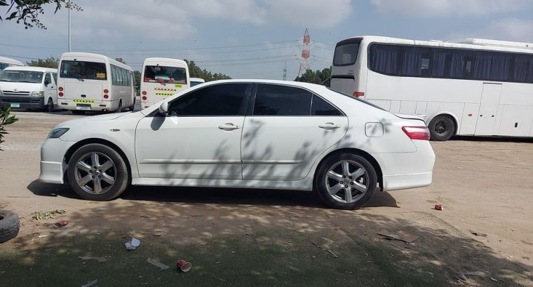 Camry 2007 required to exchange with yaris