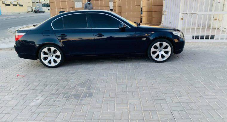 BMW 525 Model 2004