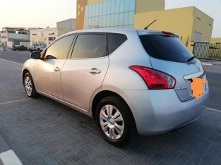 Nissan Tiida 2015 first owner