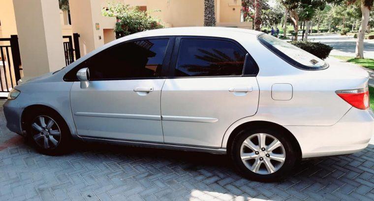 Honda City 2008 1 Year Mulkiya