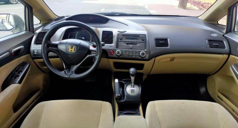 Honda Civic 2006 Mode