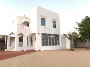 Villa | Spacious 5 BR with Extension Glass Room