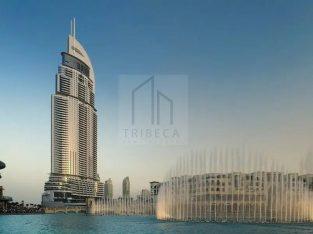 1 BHK | Full Burj and Fountain Views
