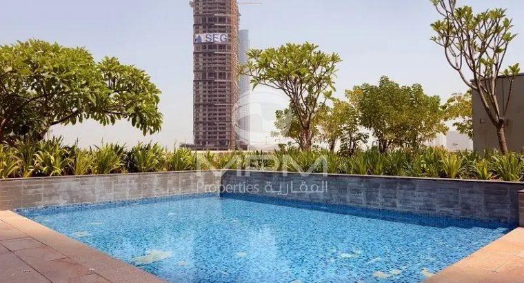 1BHK | Burooj Views, Marina Square, Al Reem