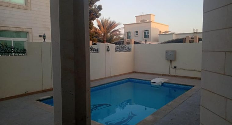 Studio with Swimming Pool in Khalifa City A