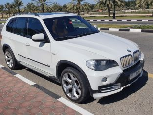 BMW X5 Model 2009 Full Options GCC
