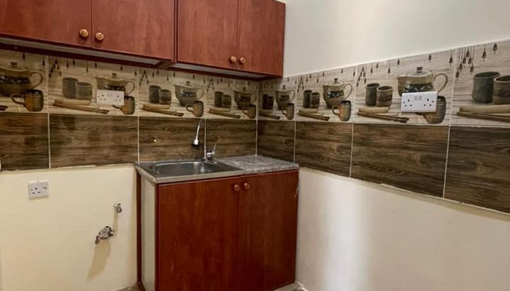 STUDIO FOR RENT MONTHLY IN KHALIFA CITY A