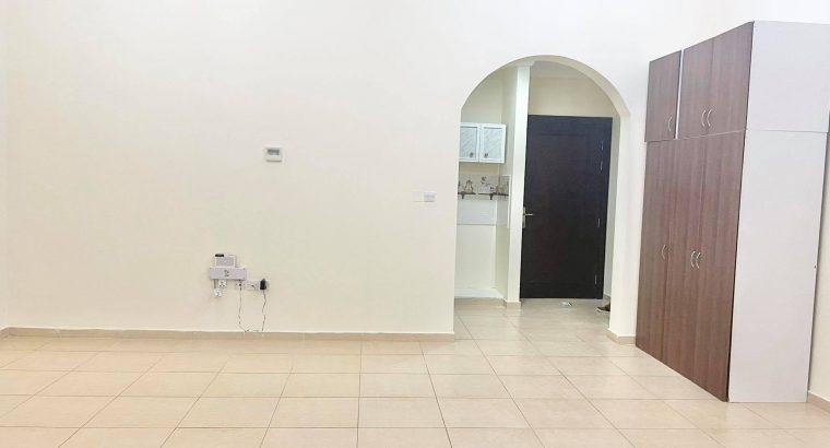 HUGE STUDIO FOR RENT IN KHALIFA CITY A