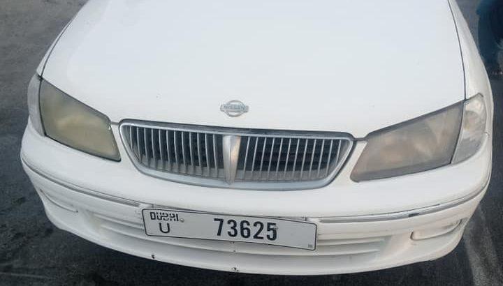 Nissan sunny 2001 good condition