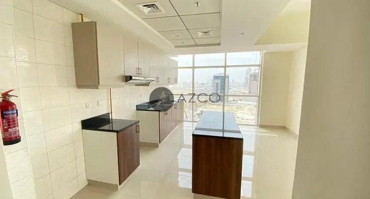 1 Bed | 2 Baths | 1,536 sqft | (JVC), Dubai