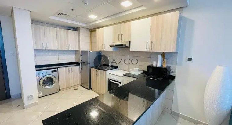 1 Bed | 2 Baths | 746 sqft | (JVC), Dubai