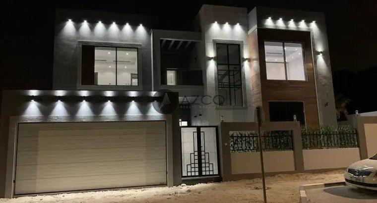 5 Beds | 7 Baths | 6,200 sqf | Al Furjan