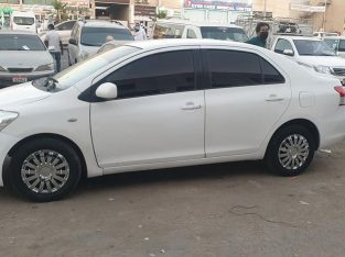Toyota yaris 2010 for sale in abu Dhabi