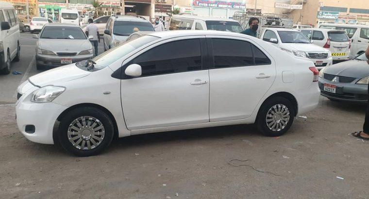 Toyota yaris 2010 for sale in abu Dhabi
