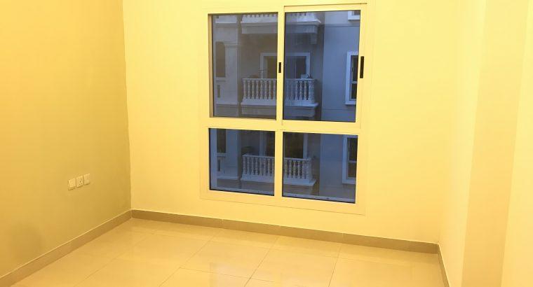 Huge 1 Bedroom in 12 cheques for rent in DIP