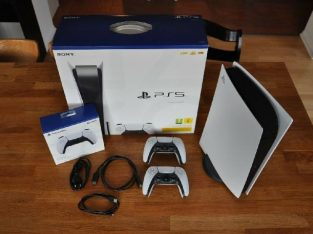 Sony Playstation 5 (Disc-Version) Console 825 GB