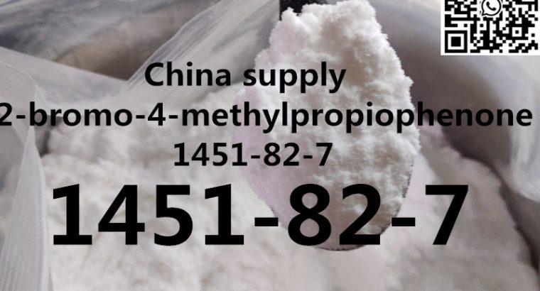 SALE 2-bromo-4-methylpropiophenone 1451-82-7