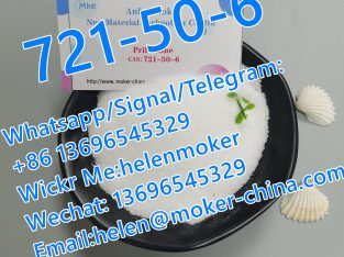 99% High Purity Prilocaine CAS 721-50-6