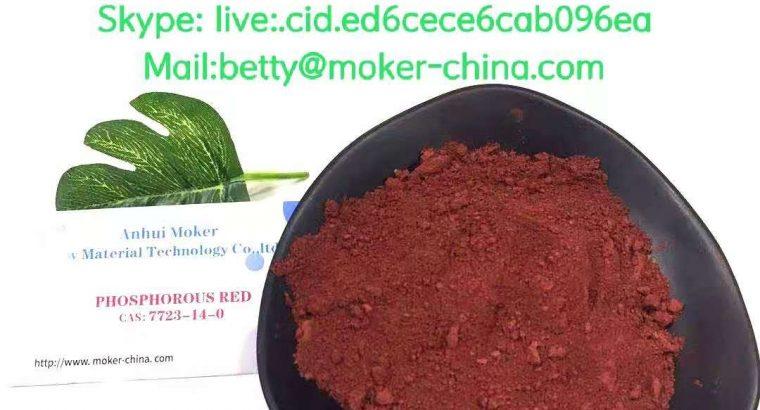 Top quality red phosphorus cas 7723-14-0 low price