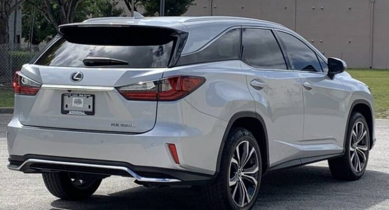 2018 Lexus RX 350 for sale in good condition