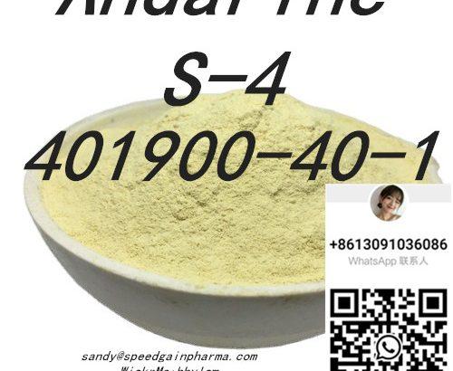 SALE S-4 CAS 401900-40-1/ S-23 CAS 1010396-29-8