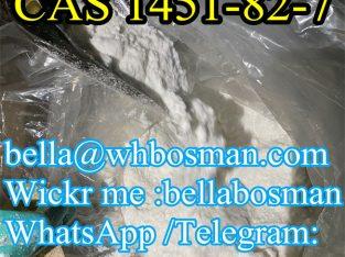 Hot sale cas1451-82-7 2-Bromo-4′-Methylpropiophe