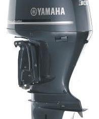 Yamaha LF300XCA, 300 HP, 25″ Shaft